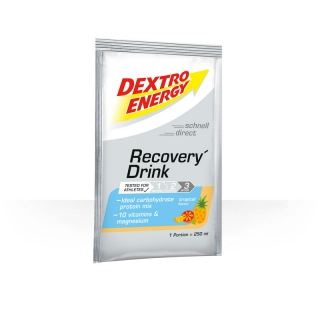 DEXTRO ENERGY Recovery Drink Tropical